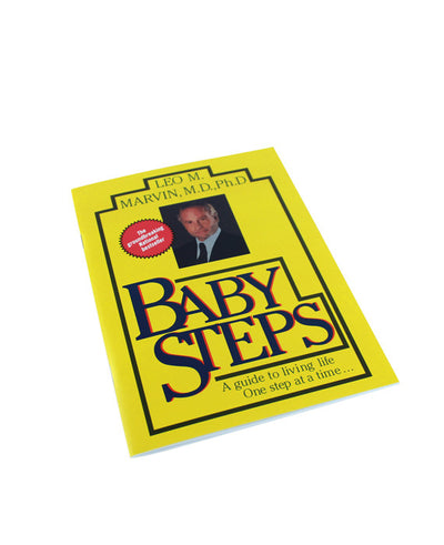 Baby Steps Notebook (What About Bob?) - bestplayever