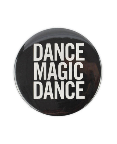 "David Bowie ""Dance Magic Dance"" Labyrinth Large Badge - bestplayever"