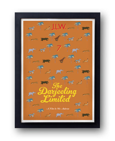 The Darjeeling Limited Print - bestplayever