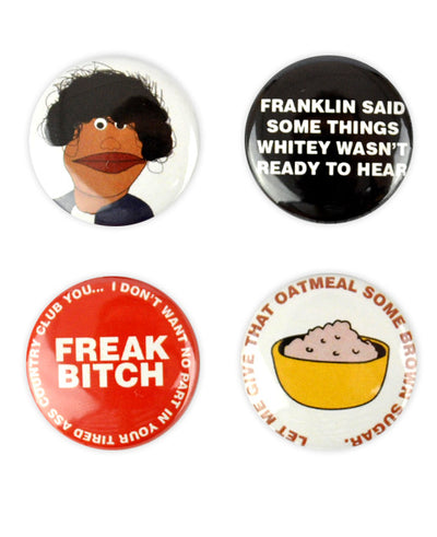 Franklin Bluth Badges - bestplayever