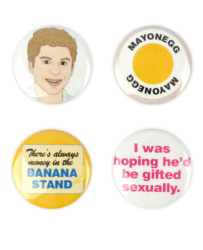 George Michael Bluth Badges - bestplayever