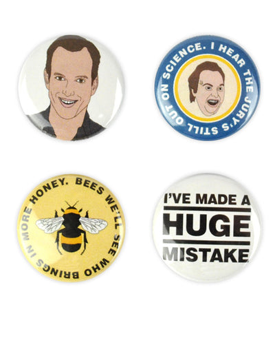 Gob Bluth Badges - bestplayever
