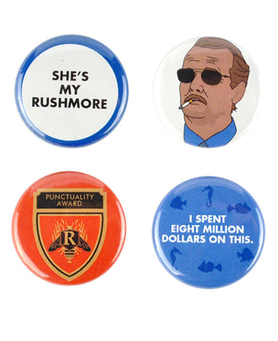 Herman Blume Badge Set, Rushmore - bestplayever