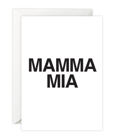 ABBA Mother's Day card - bestplayever