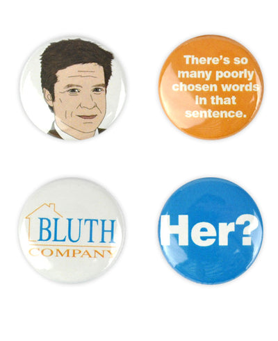 Michael Bluth Badges - bestplayever