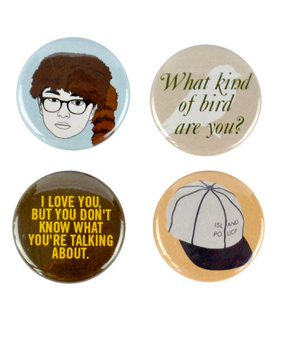 Sam Shakusky Badges, Moonrise Kingdom - bestplayever