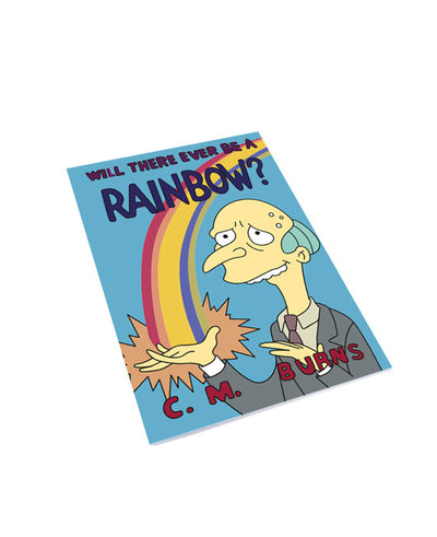 Will There Ever Be a Rainbow? Notebook - bestplayever