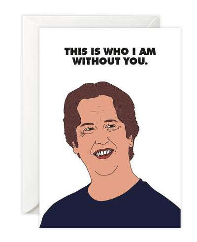 Stevie Janowski Card, Eastbound & Down - bestplayever