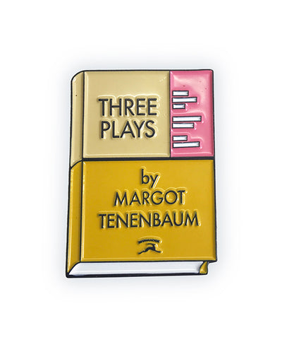 Three Plays Enamel Pin - bestplayever