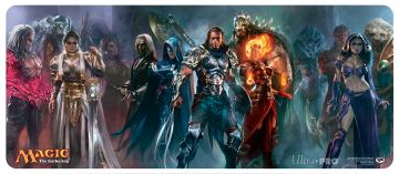 6ft Planeswalker Pantheon Play Mat for Magic Cards