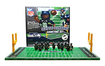 OYO Seattle Seahawks Gametime Field