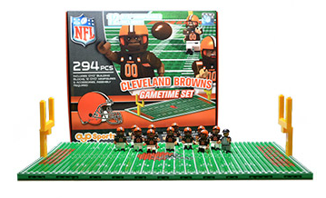 OYO Cleveland Browns Gametime Field