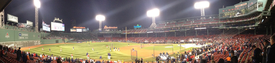 2013 World Series Game 6 Fenway Park