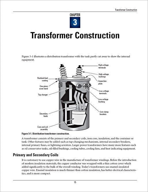 Transformers for Linemen – Alexander Publications on