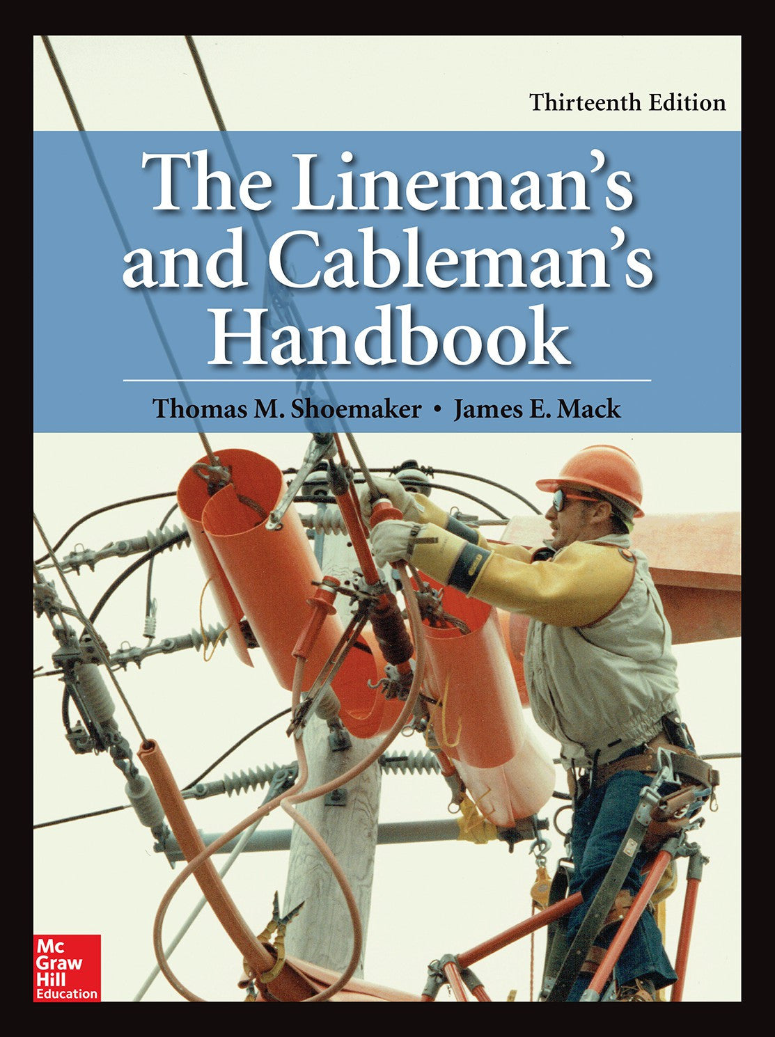 The Lineman\'s and Cableman\'s Handbook – Alexander Publications