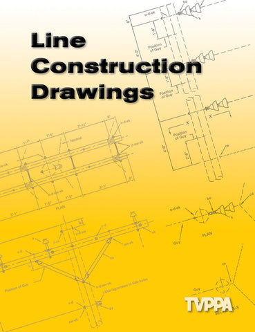 Line Construction Drawings
