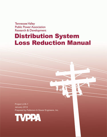 Distribution System Loss Reduction Manual