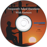 Frequently Asked Questions with Answers (disk)
