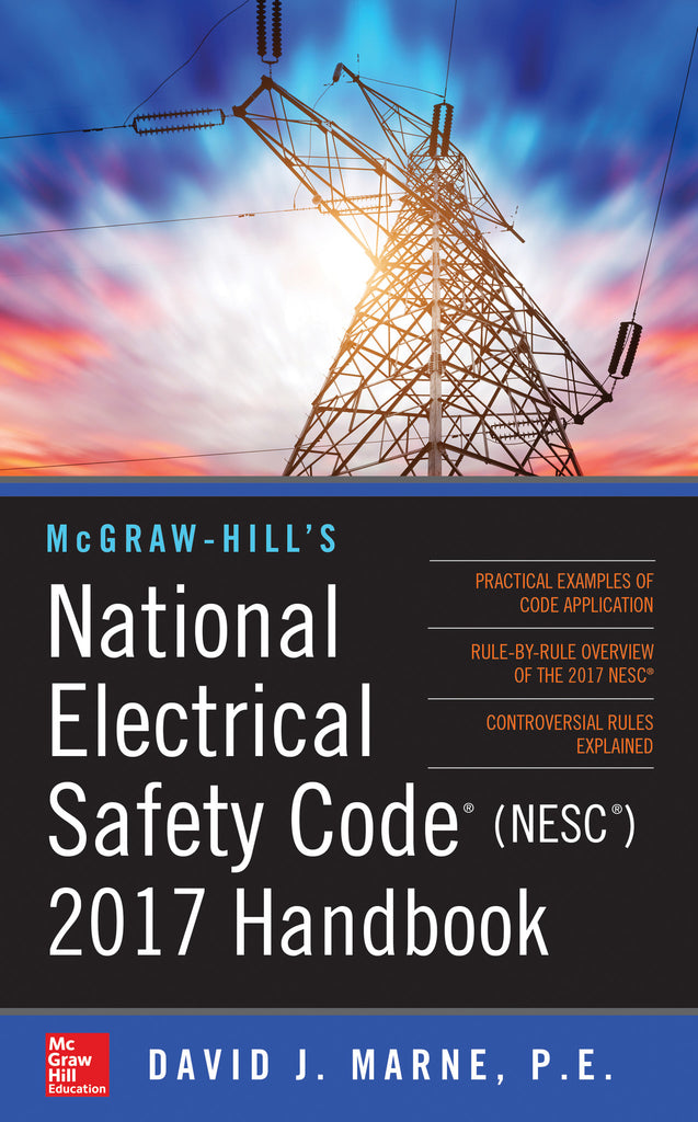 National Electrical Safety Code Handbook