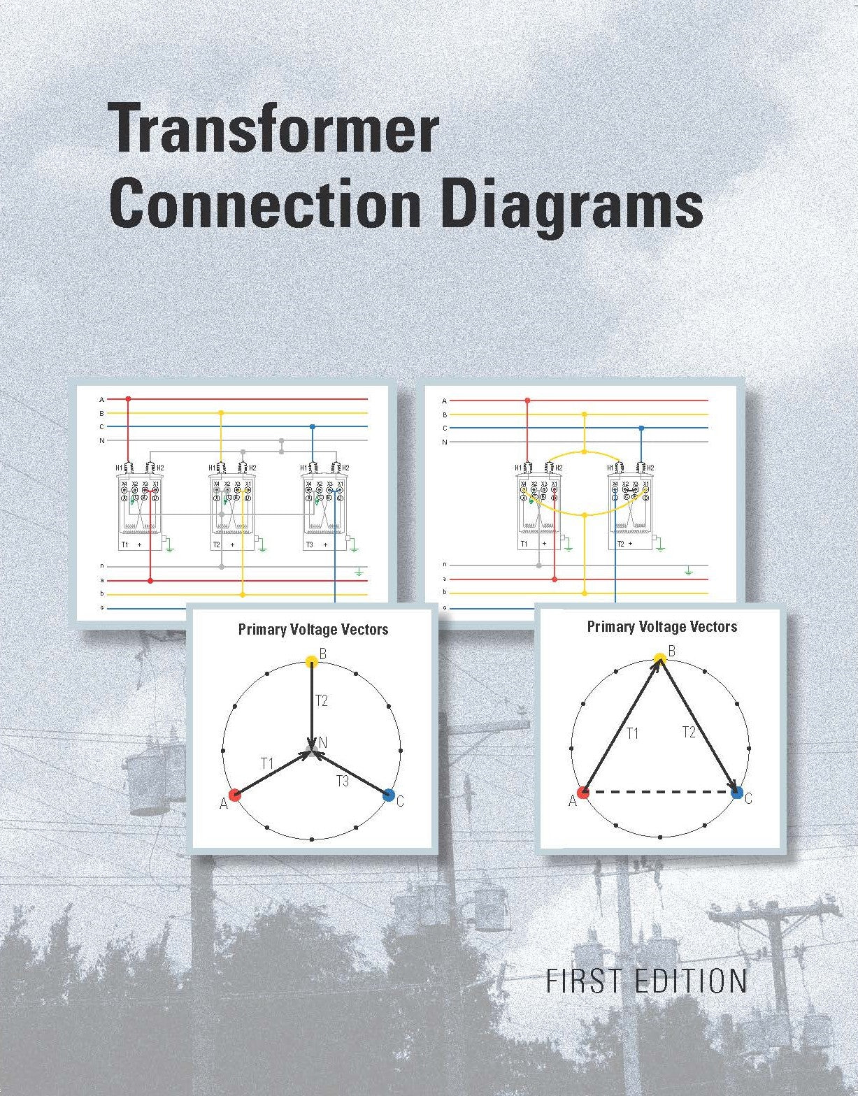 transformer connection diagrams alexander publications rh alexanderpublications com transformer wiring diagrams single phase transformer connection diagram pdf