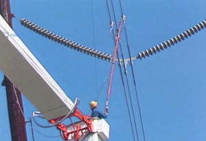 Working on De-Energized Transmission Lines - Videos and Books