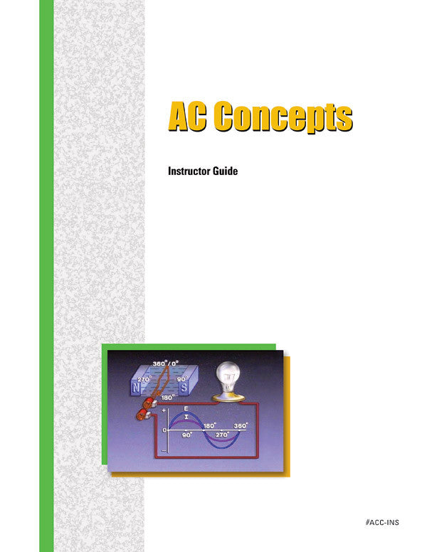 AC Concepts - Instructor Guide