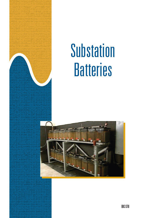 Substation Batteries - Study Guide