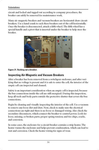 Breakers and Switchgear - Study Guide