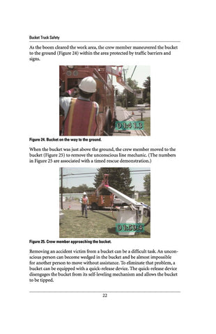 Bucket Truck Safety - Study Guide