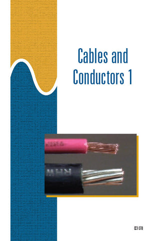 Cables and Conductors 1 - Study Guide