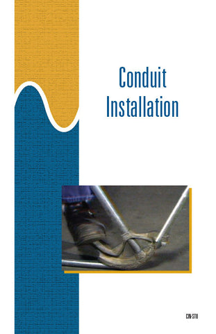 Conduit Installation - Study Guide
