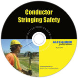 Conductor Stringing Safety - DVD