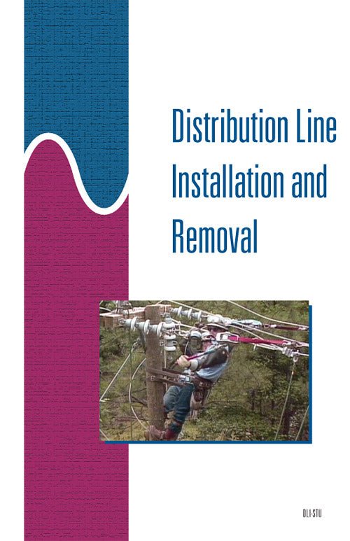 Distribution Line Installation and Removal - Study Guide