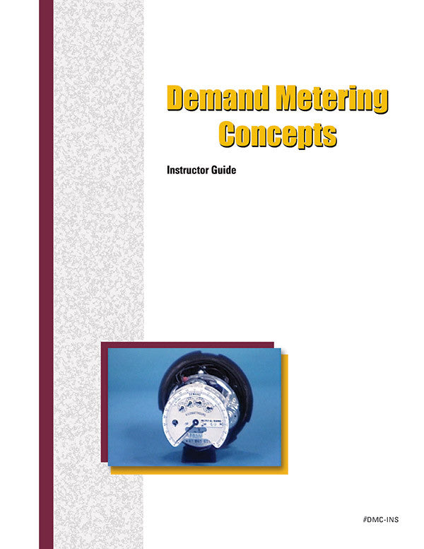 Demand Metering Concepts - Instructor Guide