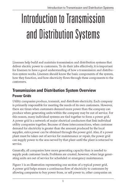 introduction to t d systems study guide alexander publications rh alexanderpublications com Industrial Electrical Study Guide Mike Holt Electrical Exam Preparation