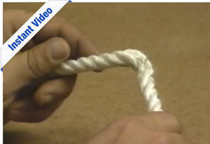 Fiber Rope - Becoming A Qualified Rigger - Instant Video