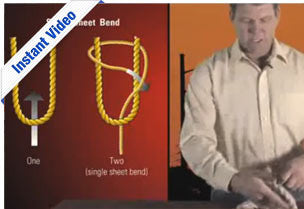 Knots Intro - Becoming A Qualified Rigger - Instant Video