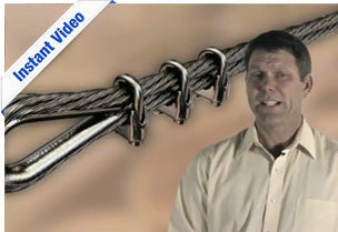 Wire Rope Intro - Becoming A Qualified Rigger - Instant Video