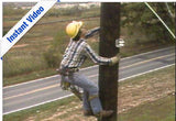 Climbing Wood Poles - Instant Video