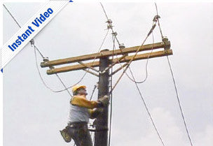 Distribution Line Safety - Instant Video
