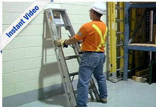 Ladder Safety - Instant Video
