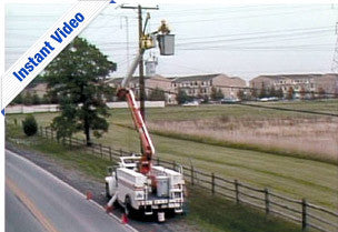 Material Handling Bucket Trucks - Instant Video
