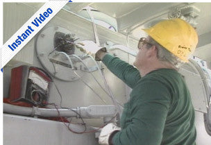 Power Transformer Temperature Indicator Testing - Instant Video