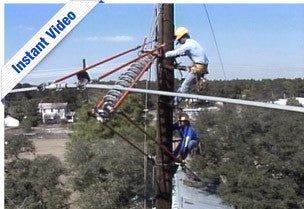 Rigging for High Voltage Work - Instant Video