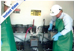 Substation Battery, Cell and Charger Replacement - Instant Video