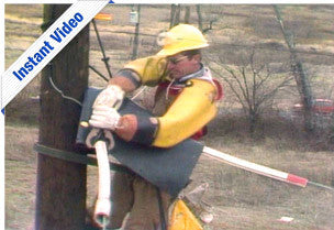 Safety in Overhead Line Maintenance - Instant Video