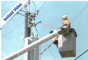 Troubleshooting Overhead Lines - Instant Video