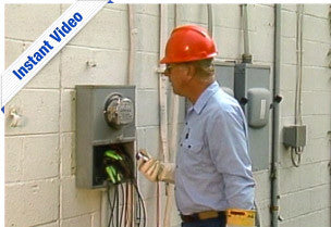 Testing Single-Phase Transformer-Rated Meters - Instant Video