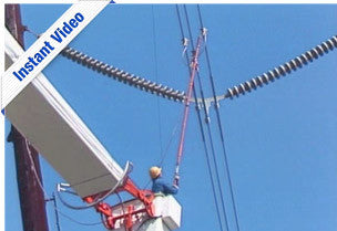 Working on De-Energized Transmission Lines - Instant Video