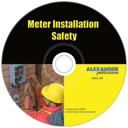 Meter Installation Safety - DVD